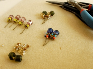 cluster earring process_2